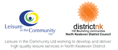 Leisure in the Community Ltd working in North Kesteven District
